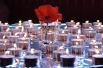 Kerzenlichter_Mohnblume
