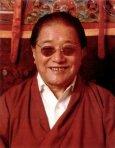 Dudjom Rinpoche Farbe
