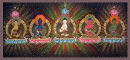 Buddha-Familien