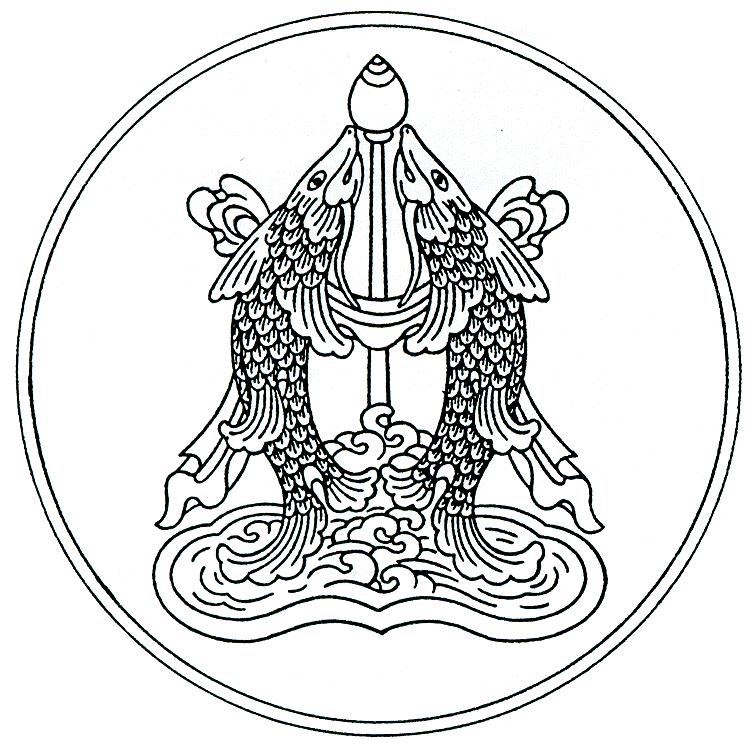 Die Acht Glückverheißenden Symbole Rangdrols Blog