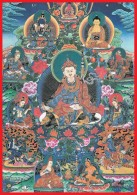 385.蓮士八變相 The 8 forms of Padmasambhava