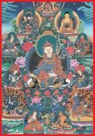 385.蓮士八變相 The 8 forms of Padmasambhava